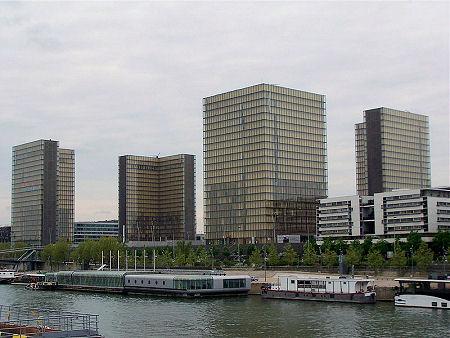 bibliotheque de france Paris 13